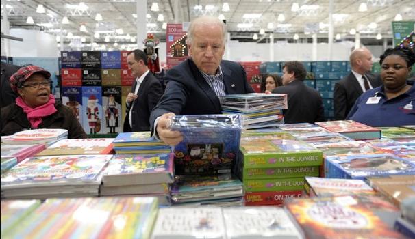 Biden Shopping via WaPo