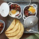 Recipe: Nuevos Huevos Rancheros