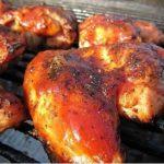 Bourbon-Brined Chicken
