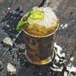 Recipe: Jalapeno-Spiked Bourbon Julep