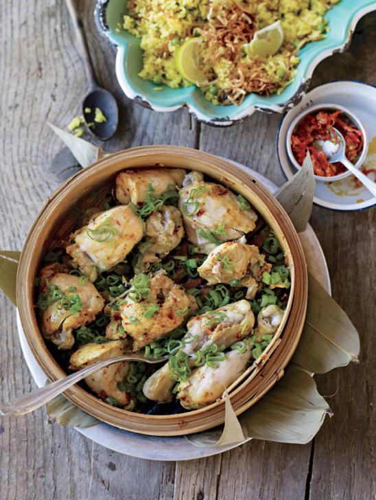 Kachin Chicken Curry (Burma)