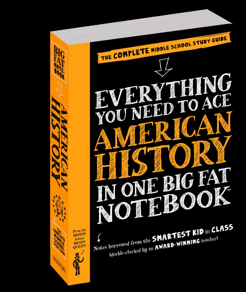 Big Fat Notebooks American History