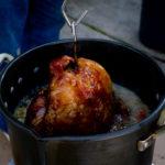 THE FEARLESS FRYING COOKBOOK's Deep-Fried Turkey