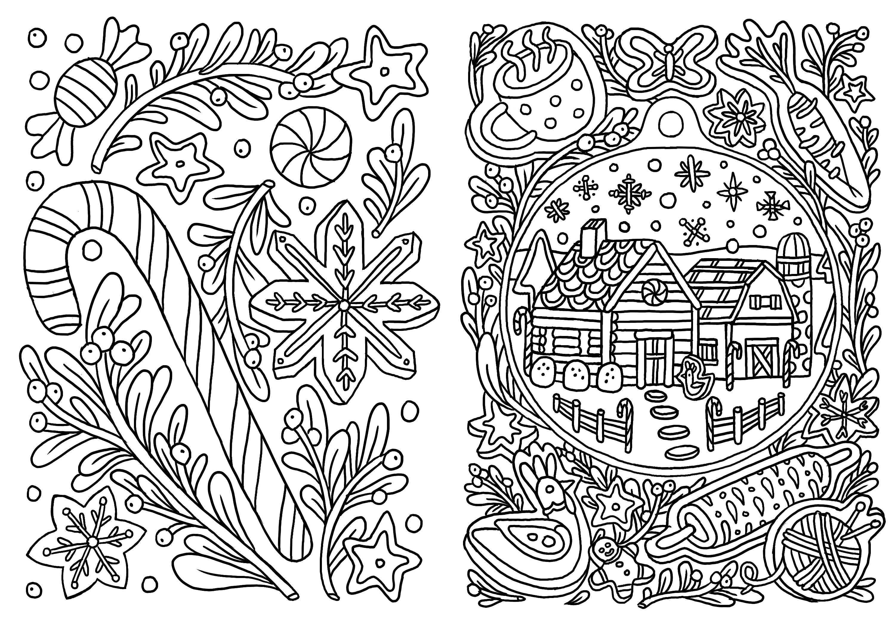 30DaysofGiving: COLOR-YOUR-OWN GREETING CARDS - Workman Publishing