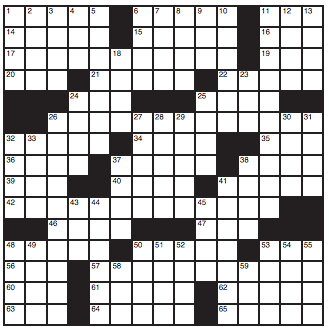 image about Washington Post Crossword Puzzle Printable known as 10-Instant Mensa Crossword - Workman Posting