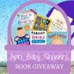 April Baby Showers Book Bundle Giveaway