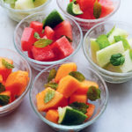 Three Melon Salad