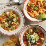 Instant Pot Chicken Soup 3 Ways