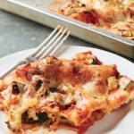 Sheet Pan Vegetable Lasagna
