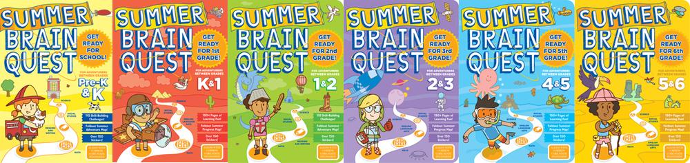 summer brain quest