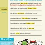 Noun Ownership Brain Quest for Grade Three