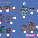 Night Animals! Brain Quest for Kindergarten and Grade One