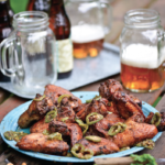 Red Hot Wings with Pac-Rim Seasonings Recipe from Project Smoke