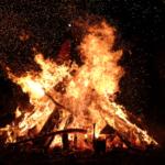 How to Build a Fire from <em>The Campout Cookbook</em>