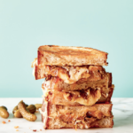 Caramelized Onion Grilled Cheese with Miso Butter from <em>Umami Bomb</em>