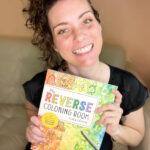 Q&A with Kendra Norton, author of <em>The Reverse Coloring Book</em>