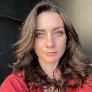 Artist and author of The Reverse Coloring Book, Kendra Norton